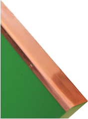 Copper capping
