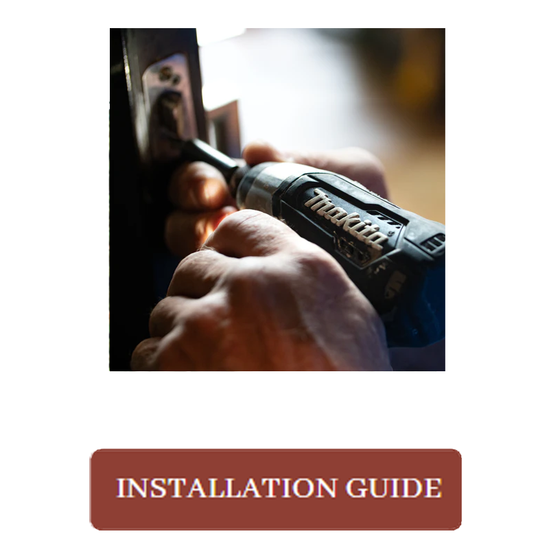 View door installation guide