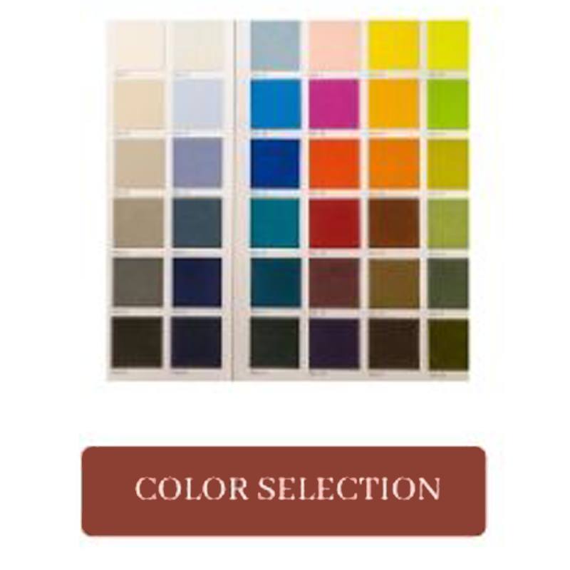 See our signature color selection