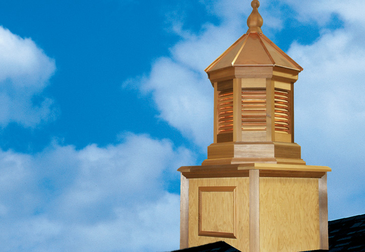 Church Cupolas