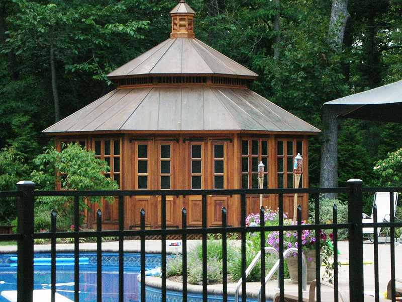 decorative windows for houses.htm gardenhouse our line of screened gazebos vixen hill  screened gazebos