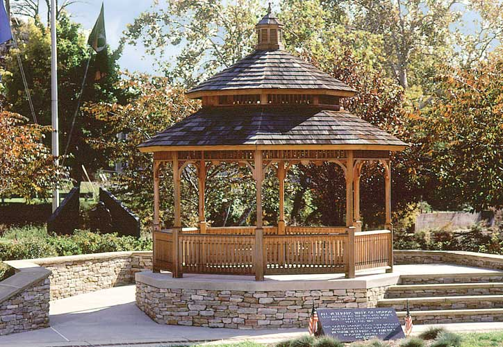 Queen Anne Gazebo