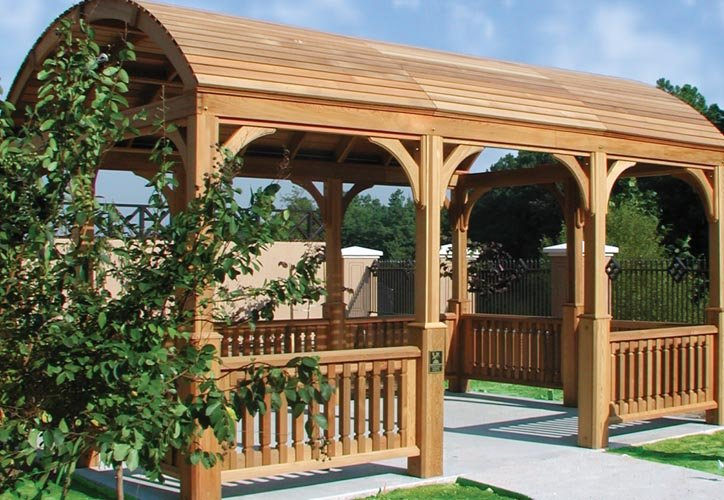 Pergolas and Pergola Kits | Wooden Pergolas | Garden ...