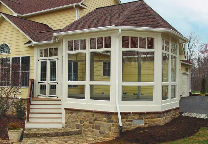 Retrofit Porch Enclosures