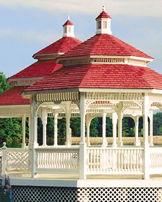 Queen Anne Grand Pavilion